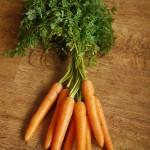 Sałatki i surówki z marchewki