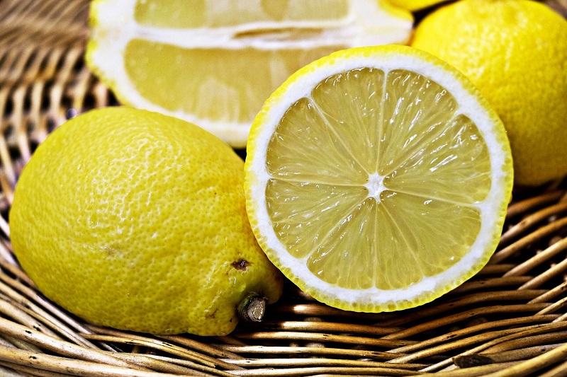 Sałatki i surówki z cytryn