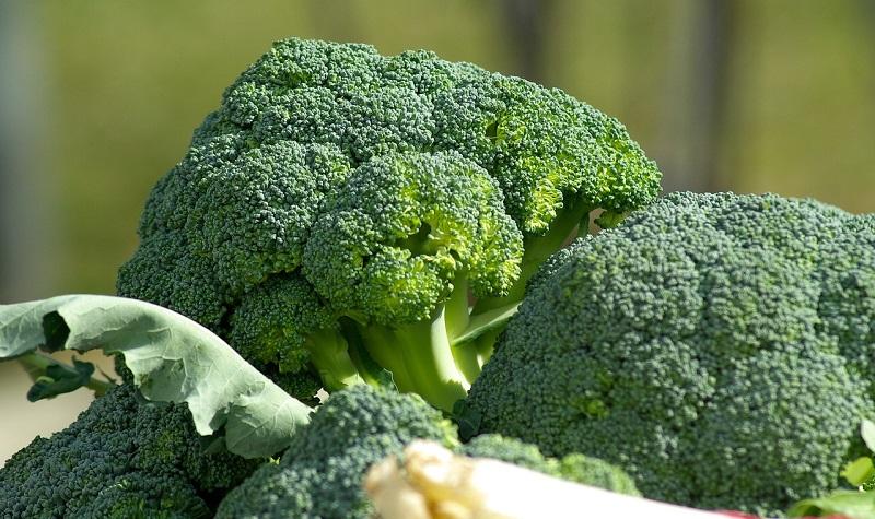Sałatki i surówki z brokułów