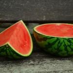 Sałatki i surówki z arbuza
